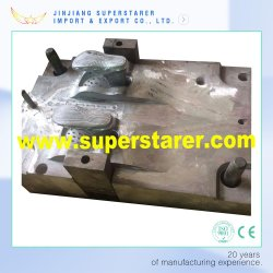 EVA 슈즈 플라스틱 금형, 막힘을 위한 알루미늄 몰드