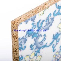 La mélamine/Wood Veneerpre/uv/Pré stratifié HPL de panneaux de particules