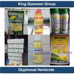 De Snelle Levering Weedicide 95% Tc Glyphosate 48% van het Herbicide van Quenson van de koning het Poeder van SL