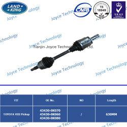 OEM van de Fabrikant van de Drijfas AutoDelen voor Toyota (VIII OEM 43430-0K070 43430-0K060 43430-0K080 van de Bestelwagen)