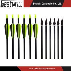 矢のための多彩なハンチングアーチェリーカーボンファイバーの製品