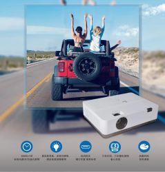 Alto brillo XGA 3LCD Multimedia Video Proyector para Cine en Casa Negocios y Educación mostrar