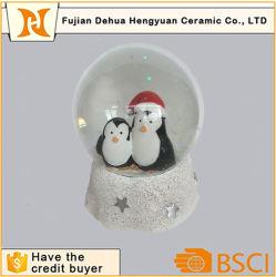 Poly-Resin воды планеты Custom сувенирный снег земного шара
