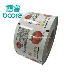 Commerce de gros emballages en plastique de contrecollage VMCPP BOPP métallisé/rouleau de film aluminium Film d'étanchéité de chaleur