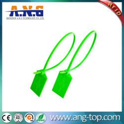 ISO14443A PVC 수하물 추적 케이블 RFID 타이 태그