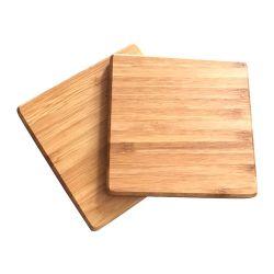 Eco-Friendly Trivets bambu natural para utensílios de cozinha