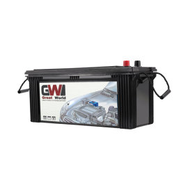 12V 120Ah sans entretien auto de la batterie de voiture