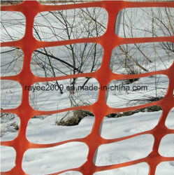 Erstklassigen Eco freundlichen Ski-Sicherheitsnetz-Plastikzaun leicht installieren