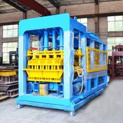 Il mattone di collegamento del lastricatore della cavità di Qt12-15concrete che fa la strumentazione con ISO/Ce dirige la fabbrica