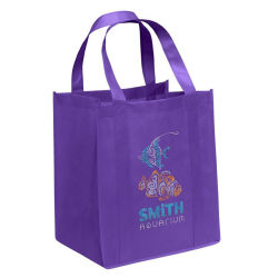 非編まれた袋のショッピング・バッグはとのハンドルのNonwoven買物袋を補強する