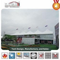 2 História Tenda Double Decker tenda fornecidos pela Wta Eventos Desportivos