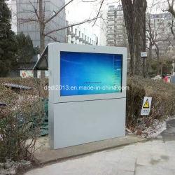 Van Dedi het Openlucht Horizontale LCD Scherm van de Fabrikanten 65inch voor Reclame