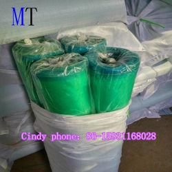 Ventana de mosquitos de plástico blanco/verde/Bule Color