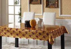 Heißer Verkauf gedrucktes und doppeltes seitliches Gloden geprägtes Kurbelgehäuse-Belüftung Tablecloth