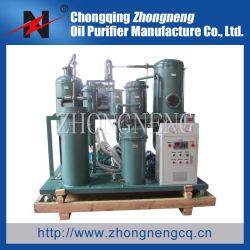 Tyc 시리즈 산업 윤활유 기름 재생 시스템 또는 사용된 엔진 기름 정화기