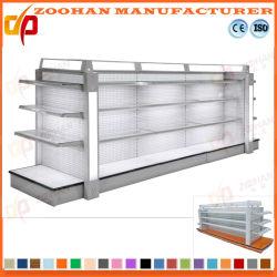 Supermercado Farmácia Prateleira prateleiras de vidro de cosméticos de luxo (Zhs164)