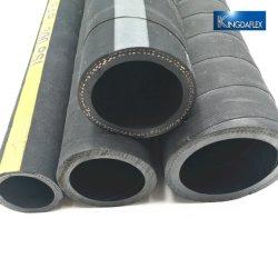 Capot lisse basse pression tuyau tressé en fibre de caoutchouc caoutchouc flexible air/eau
