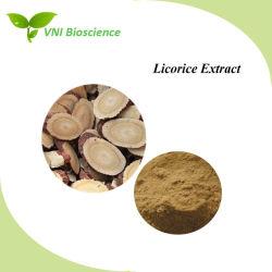 제조자는 Glycyrrhizic 산으로 100% 자연적인 감초 추출을 공급한다