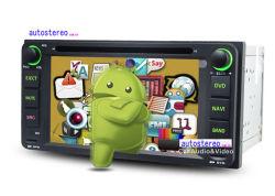 Android 4.0 Car Audio для автомобилей Toyota в проигрыватель DVD