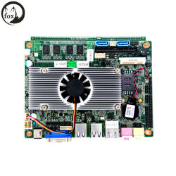 Minimotherboard Atom N550 Doppel-Kern CPU-3.5inch mit 18bit Lvds