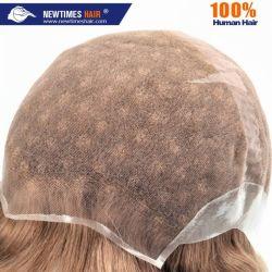 Custom дамы кружевом и провод фиолетового цвета волос замена системы