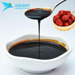 Extraia o suco concentrado de Datas Vermelha Chinesa
