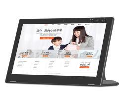 Neue Art Tischplattenl Form androider PC 15.6 Zoll-Note alle in einem Tablette PC WiFi/Kamera/NFC