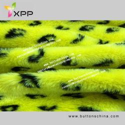 Série de fibres animales comme Rolling Bundle fausse fourrure