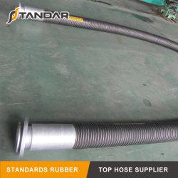 Certificat de l'API spirale métallique en acier flexible en caoutchouc industriel forage rotatif