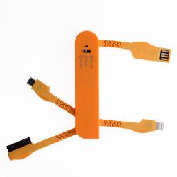 Couteau suisse de type 3 en 1 câble USB