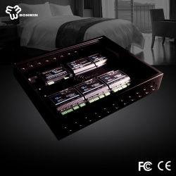 نظام إدارة التحكم الذكي في غرف النزلاء الاقتصادية مع وحدة التحكم عن بُعد (RCU)