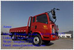 [سنوتروك] [هووو] 5 طنّ [4إكس2] يحمل شحن خفيفة مسطّحة شاحنة