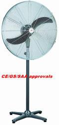 elektrische Ventilator van de Tribune van de Motor van het Koper van 65cm de Industriële met CB/Ce/SAA