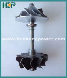 Turbine Wheel en Shaft voor To4e10 466742-0004