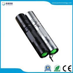 Recargable de 3 W y 365nm Detective UV LED Linterna