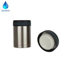 13.5oz almoço comida jar, isolamento por vácuo Almoço de Aço Inoxidável Beberões (SL-483)