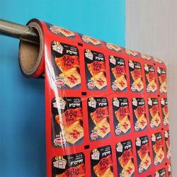 Gedruckter lamellierender Beutel-Nahrungsmittelrollenplastikfilm für Nahrungsmittel-und medizinische Verpacken- der Lebensmittelretorte-verpackenbeutel