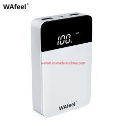 モバイルポータブルパワーバンクバッテリー充電器 10000mAh パワーバンク