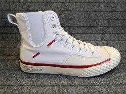 OEMのHigh-Top顧客用靴、方法または人または女性の靴、偶然または中国の工場価格によるスニーカーかズック靴