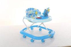 Hochwertige Fabrik Preis Beste Baby Walker Kunststoff Musical Kinderwagen Auto mit Musik Multifunktion 3 in 1 Walker für Babys