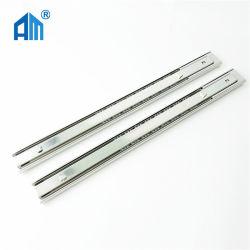 소프트 클로징 후크 드로어 슬라이드 냉연 스틸/304 스테인리스 스틸 슬라이딩 채널