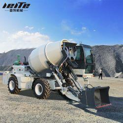 رخيص من 1 إلى 6 CBM صغيرة الحجم تحميل الذات الخرسانة شاحنة خالط مع الاسمنت Mixer أسعار بيع الخرسانة ذاتي التحميل مصنع شاحنة الخلاطة