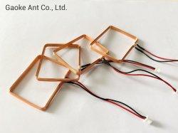 Produto novo indutor do afogador Leitor RFID antena de bobina