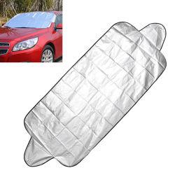 غطاء سيارة SNOW Shield، غطاء حاجب الريح لغطاء حاجب الأتربة واقي الزجاج الأمامي التلقائي غطاء عزل الزجاج الأمامي، غطاء ثلج للتربة الخلفية للسيارات، Esg12950