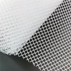 100% poliéster rígido tejido de malla de tul Hard Net para celebrar el vestido de novia