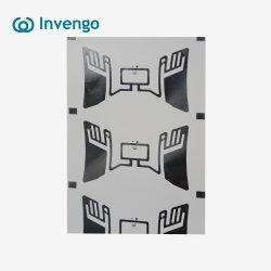 수동형 RFID 리더 라벨 전면 유리 슈퍼마켓 라이브러리 백서 라벨 840 960MHz UHF RFID 테이프 스티커 스마트 레이블 재고