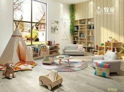 Ковбой шкаф для хранения Woodentoy дошкольного возраста дети мебель