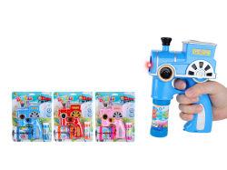 Bulle attrayant canons de 2 bouteilles de l'été jouets pistolet jouet de la bulle