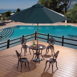 Случае мебель для использования вне помещений бамбук постоянного патио зонтик для Вилла