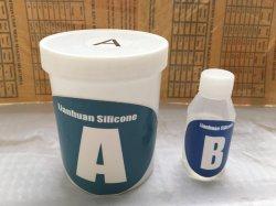 RTV 2 Form, die Silikon für Hand und Kunst Soap&Candle bildet